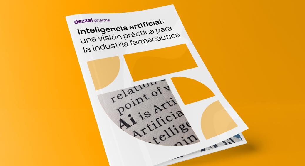 Inteligencia artificial: una visión práctica para la industria farmacéutica